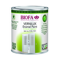 VERNILUX Enamel Paint semi mat, colored