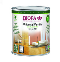 Universal Varnish clear, semi mat
